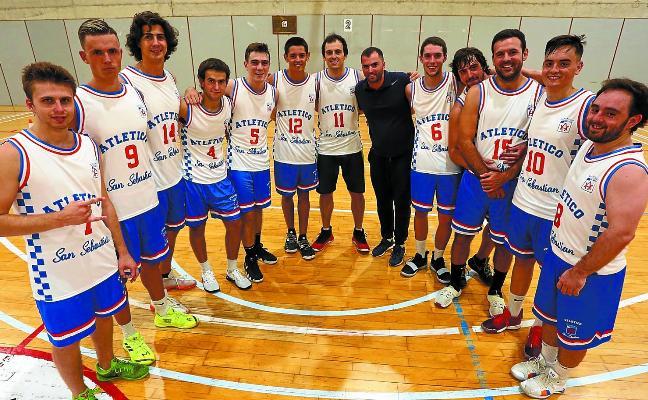 El Atlético SS, cuna del baloncesto
