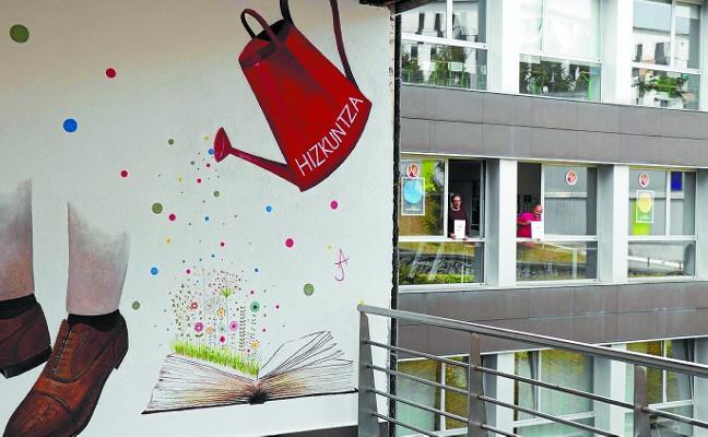 El Euskaltegi municipal presenta para el nuevo curso importantes novedades