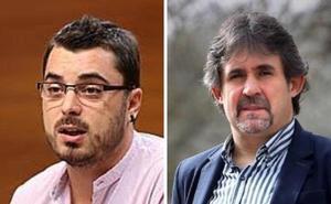 Ander Rodríguez ocupará el escaño de Pello Urizar en el Parlamento Vasco
