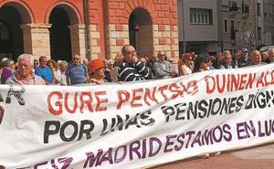 Los pensionistas harán «pedagogía» entre los jóvenes para que se incorporen a su lucha