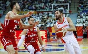 España, en semifinales y casi en los Juegos