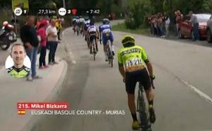 La imagen más sorprendente que deja la Vuelta Ciclista a España 2019