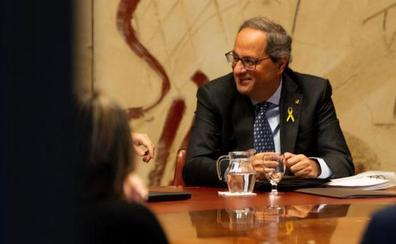 El juez mantiene las fechas del juicio de Torra que coincidirá con el debate de política general del Parlament
