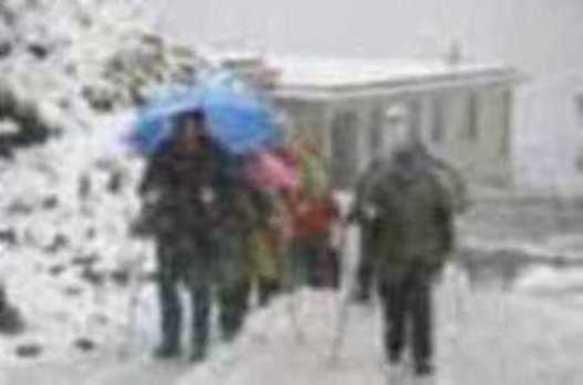 Nieve en verano en Picos de Europa