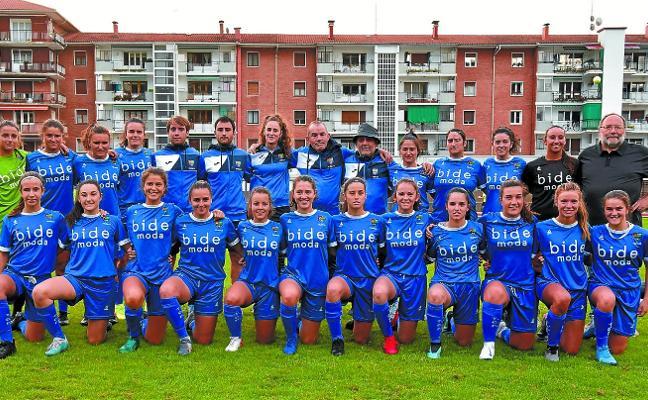 El Tolosa femenino inicia el domingo una temporada histórica en Primera