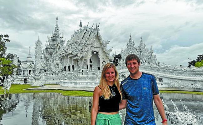 'Ostegun bidaiariak' mostrará tres experiencias viajeras