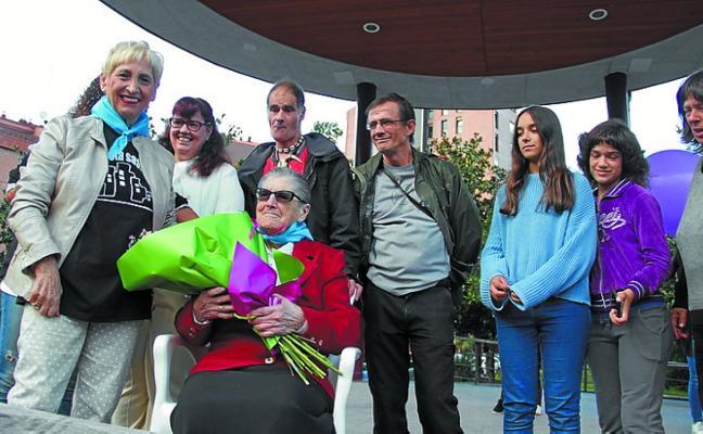 Ayer falleció la religiosa Concha Arraztio, madre de 'los niños necesitados'