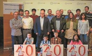 Encuentro de ajedrez en el ayuntamiento el domingo