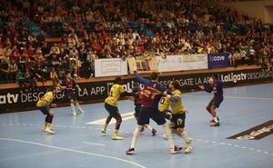 El Bidasoa-Irun reta al super Barça