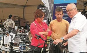 El viernes tendrá lugar un nuevo mercadillo de bicicletas