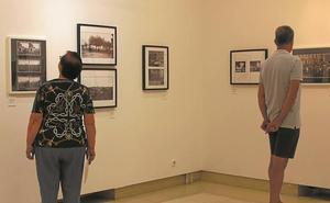 Cierre de la exposición 'Hernanin Ikusiyak' esta tarde en Biteri