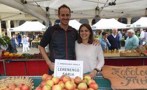 «Ferias como la de Ordizia sirven para para mostrar el trabajo de todo el año»
