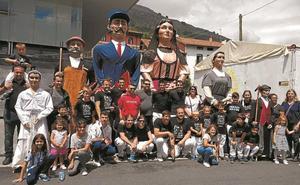 Ondare lanza una convocatoria para ampliar su familia de gigantes