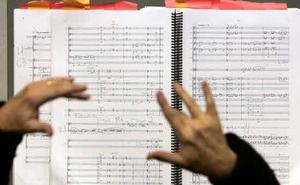 Hèctor Parrak gidaturiko musika konposizio ikastaroa iragarri du Musikenek