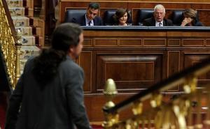 Directo | Iglesias reclama a Sánchez una reunión bilateral para intentar salvar la investidura