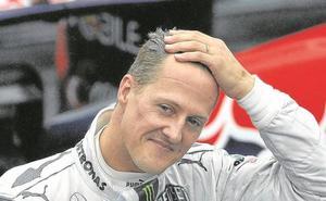 Schumacher, en París para tratarse con células madre