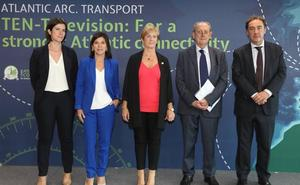 Euskadi reclama a Europa que cumpla su compromiso con el TAV 25 años después