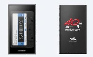 Sony resucita el walkman