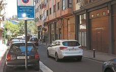 Entra en vigor la ordenanza de las zonas de estacionamiento limitado en Zumarraga