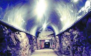 Abierto a los peatones el túnel de Gabiria