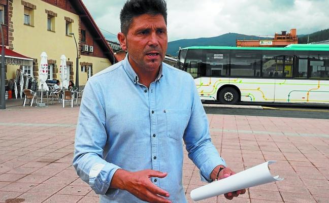 Lurraldebus prestará desde el lunes un servicio directo de autobús Zumarraga-Arrasate