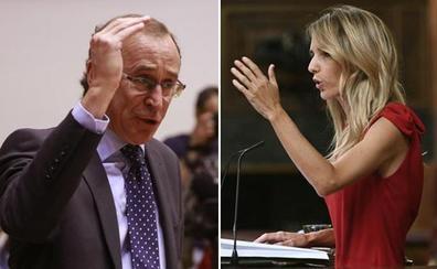 Álvarez de Toledo revienta la convención del PP vasco al acusarle de «tibieza» con el PNV