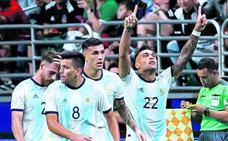 Argentina negocia jugar con Ecuador en la misma fecha que iba a medirse a Euskadi