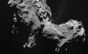 Sugieren que todos los cometas vienen del mismo sitio