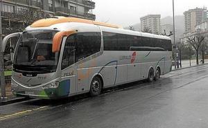 Servicio nocturno de autobuses para acudir a Sanmartines