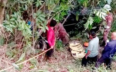 Un pamplonés de 28 años muere en Malasia tras caer de una furgoneta en marcha