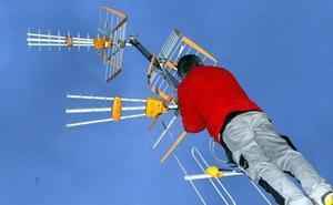 El próximo miércoles se inicia en Gipuzkoa el cambio de frecuencias de la TDT