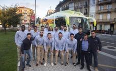 El Bidasoa-Irun pone rumbo a la EHF Champions League