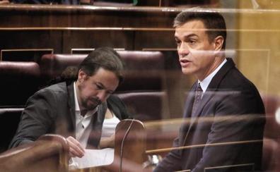 Sánchez rechaza la nueva oferta de Iglesias de entrar en el Gobierno en periodo de prueba
