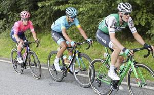 Alex Aranburu da el salto al World Tour con el Astana