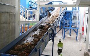 El CMG de Zubieta finaliza su construcción y pone en marcha todas sus plantas