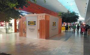 Ikea estrena nuevo espacio en San Sebastián y se instala en Garbera