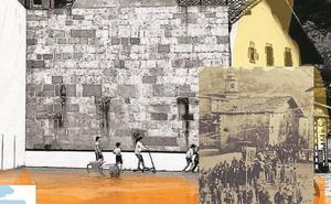 Elbete celebra sus fiestas y Zubieta recuerda el siglo de su Plaza