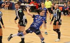 Asequible debut del Super Amara en la EHF ante las suizas del LK Zug