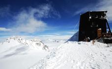 El hotel más alto de Europa al que solo se llega tras horas de caminata