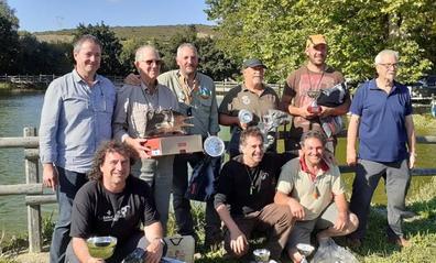 Dueñas gana la copa de Euskadi de San Huberto