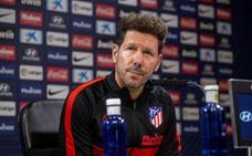 Simeone: «La Real Sociedad es un equipo que juega bien y tiene jugadores desequilibrantes»