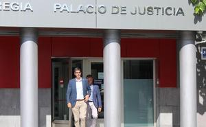 Goia declara como testigo por el 'caso Bidegi' y dice que tiene «la conciencia tranquila»