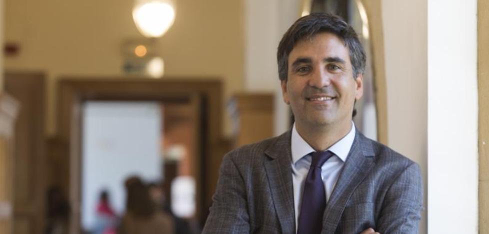 Gonzalo García Andrés: «Un Brexit duro reduciría la exportación vasca a Reino Unido hasta un 30%»