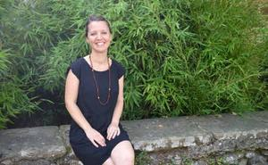 Nathalia Heim-en 'Lurraldeak' aurkeztu du Igartubeiti baserri museoak