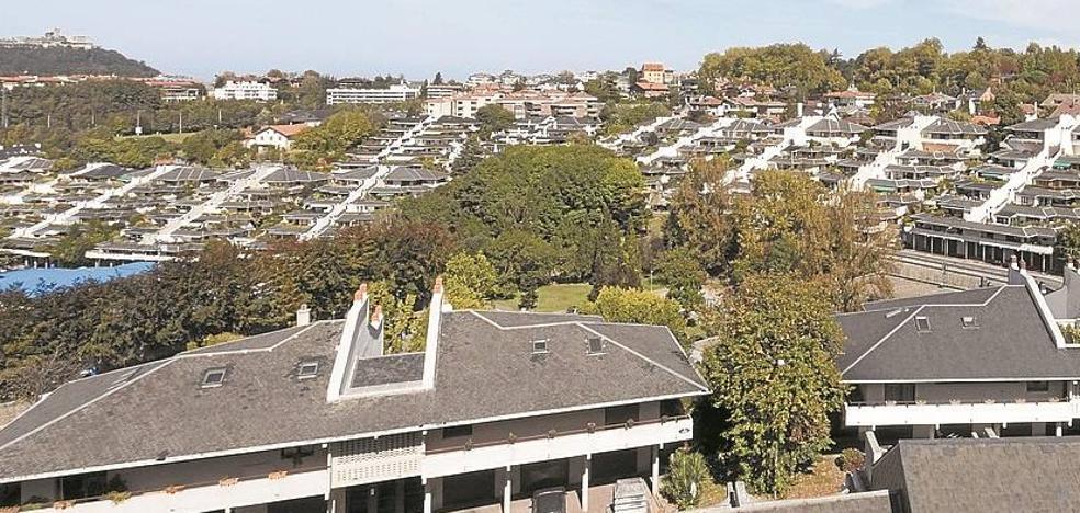 El barrio con renta más alta de Gipuzkoa es Bera Bera en Donostia y el más modesto, Pío XII en Irun
