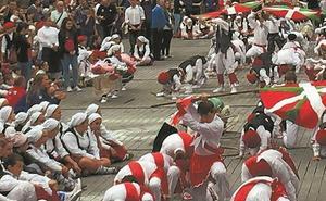 El Haurren Eguna y los sanmartines no dan tregua al mes más festivo