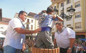 Zarautz celebra el arranque de la vendimia