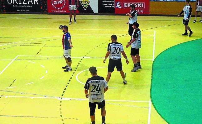 El Amenabar inicia la Liga en Zamora y el Aiala, en Atarrabia