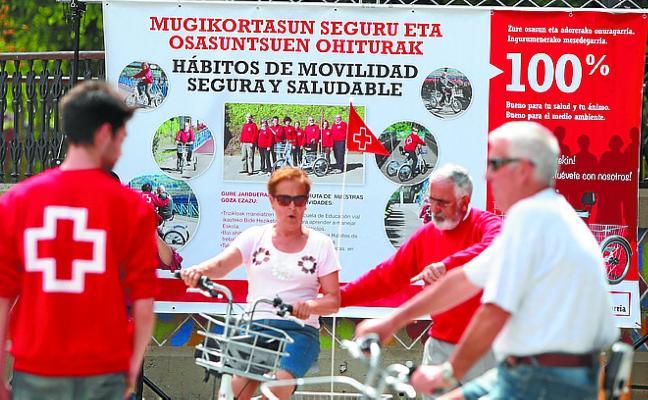 Cruz Roja se sumará mañana al Día Mundial de los Primeros Auxilios