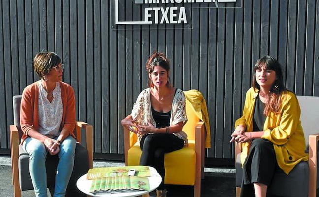 Emakumeen Etxea acogerá este curso las iniciativas de la Escuela Feminista